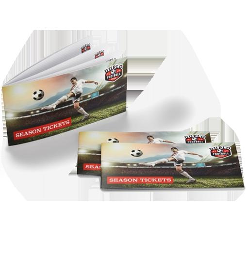 Brochure e pieghevoli